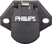 Phillips 7 Way Socket - Pin Socket - Phillips 7 Way Socket